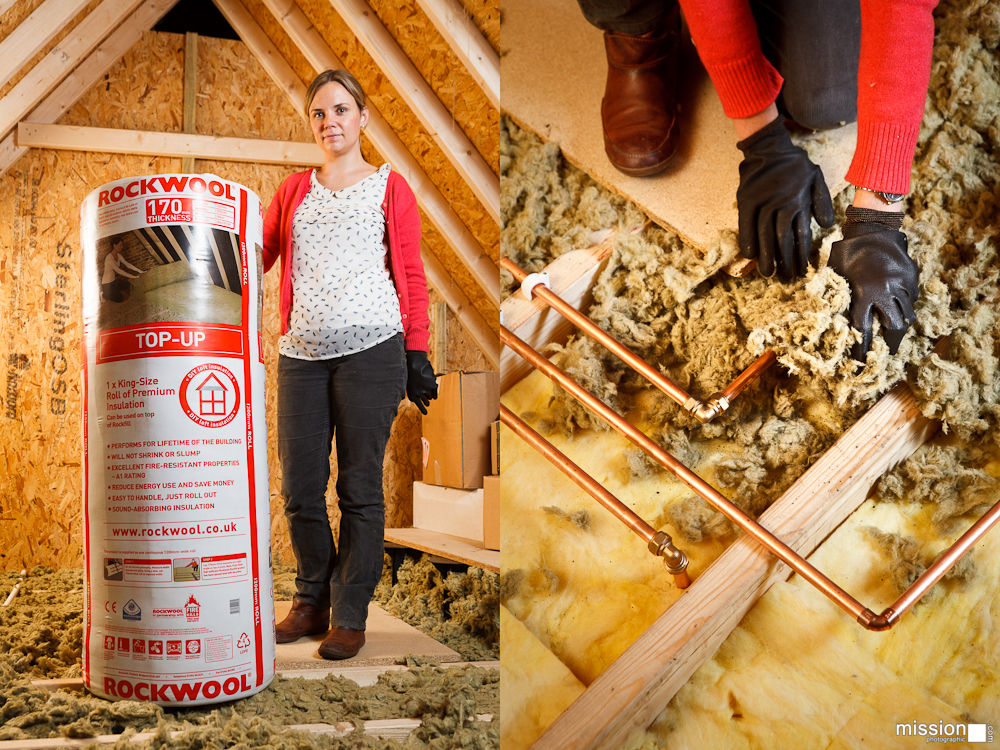 Rockwool for The Times