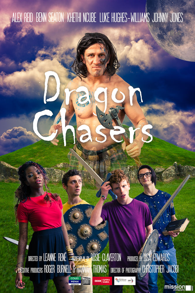 Dragon Chasers (film poster)