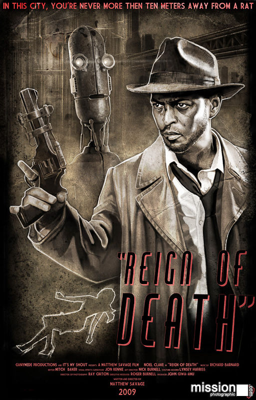 Reign of Death Poster