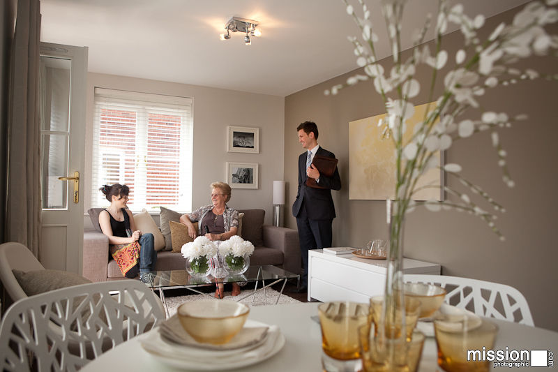 show home at coed darcy