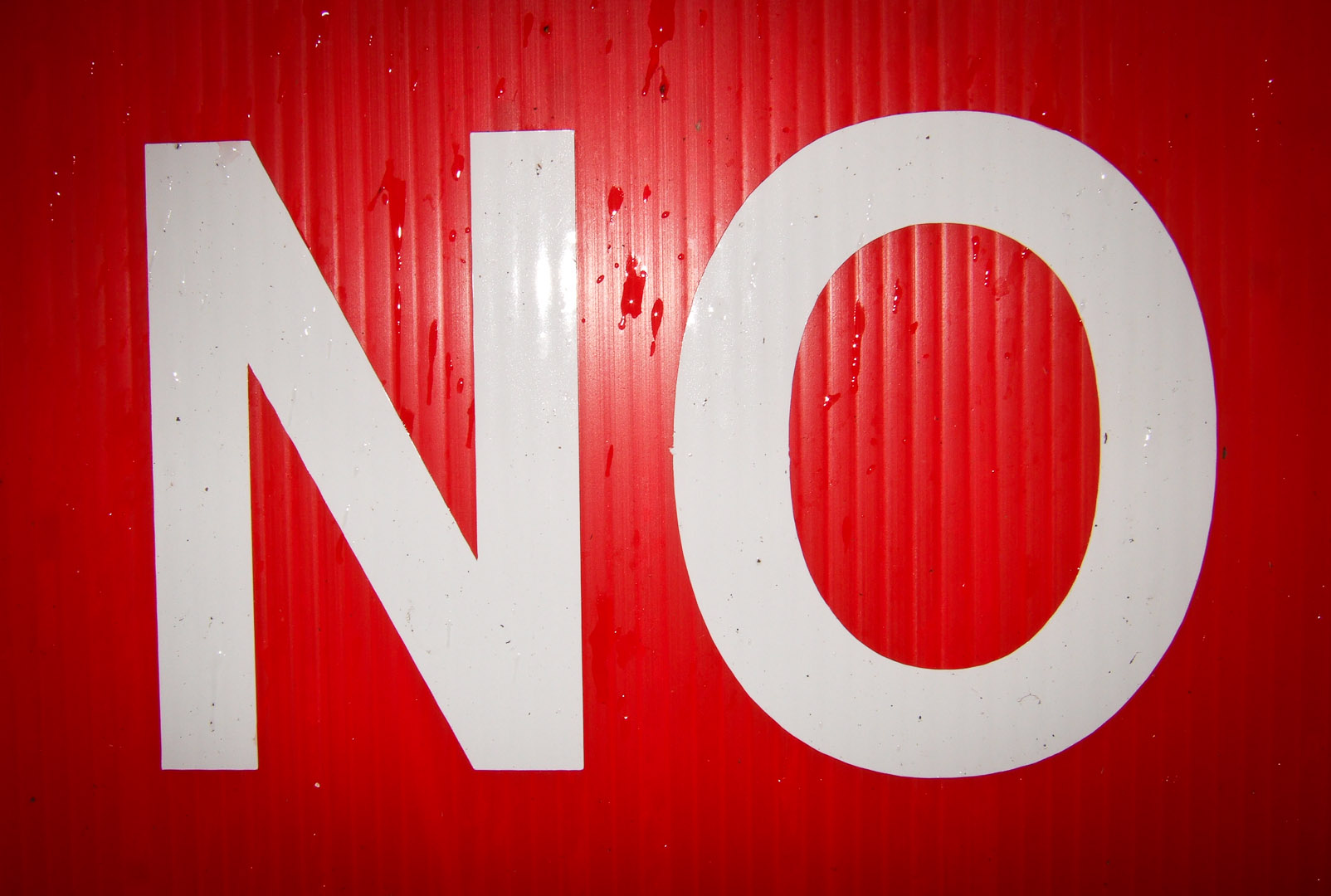 Pro Tip #3: No!!! – Ten Things NOT To Do